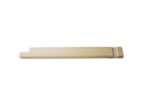Listones de madera de rf 60x22 de 200 ctms lienzos marfil - Precio listones de madera ...