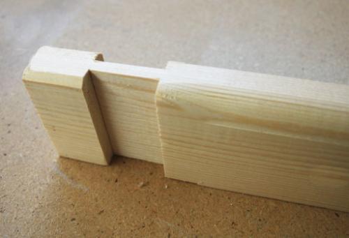 Listones de madera de rf 60x22 de 150 ctms lienzos marfil - Precio listones de madera ...