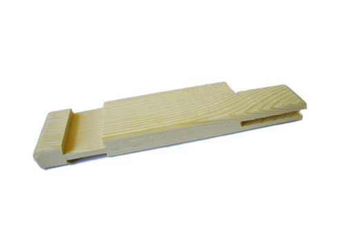 Listones de madera de rf 47x16 de 146 ctms lienzos marfil - Precio listones madera ...